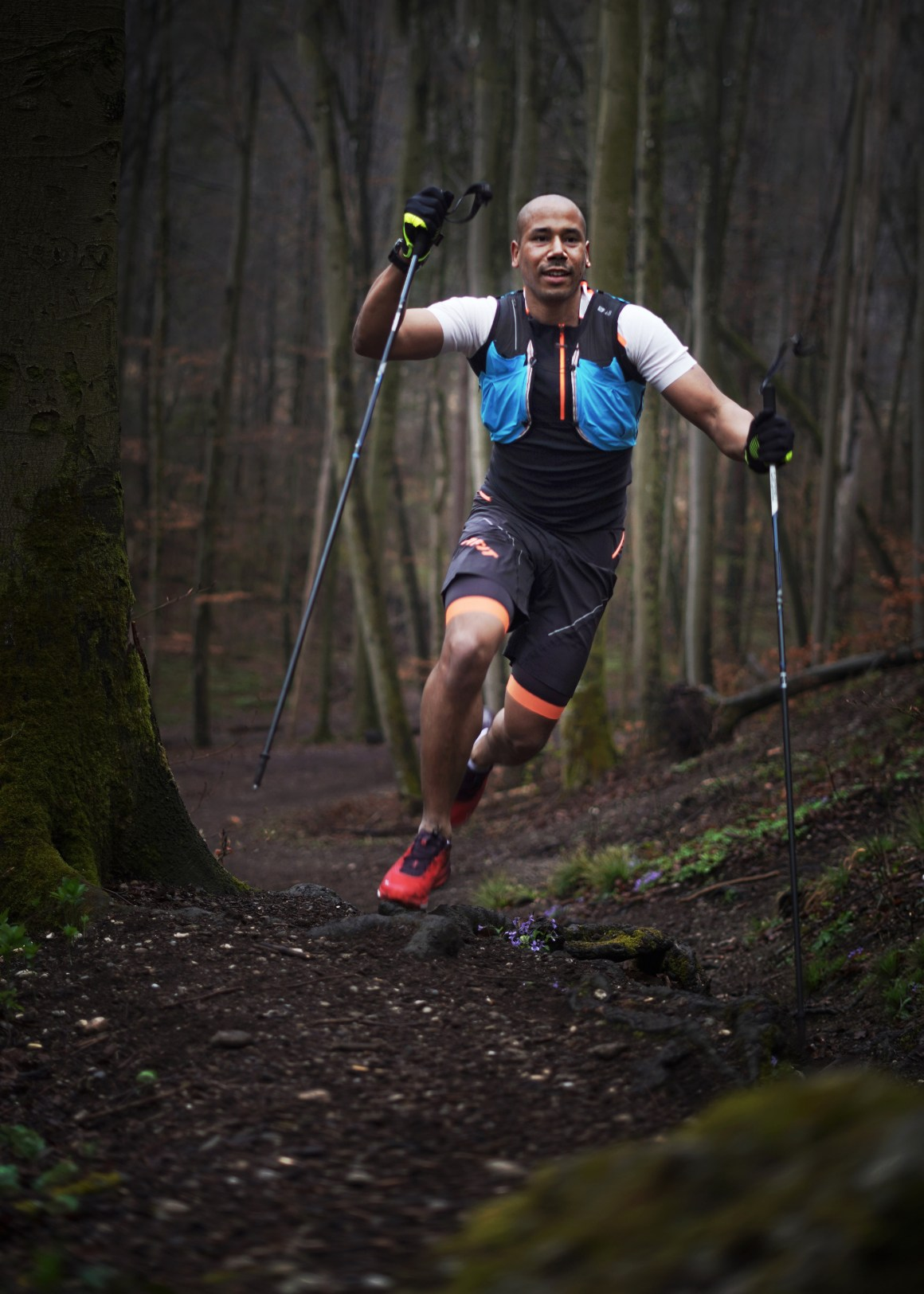 Leo im Trail - Action Shooting Trailrunning