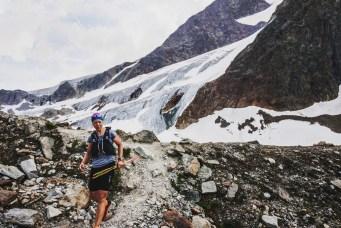 Streckencheck Pitztal Glacier Trail