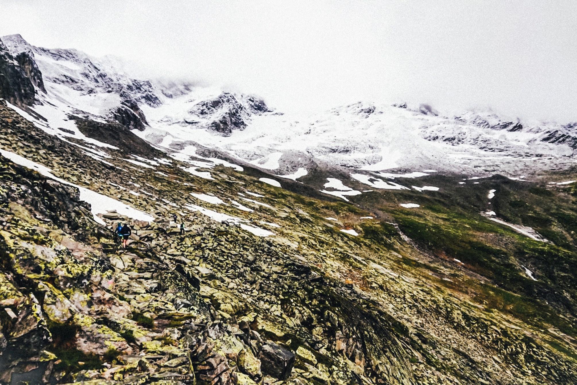Schlegeis Skyrace Strecke
