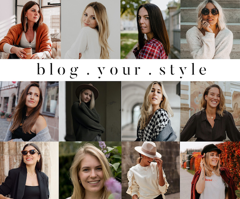 Blog Your Style 2021 Gruppenbild