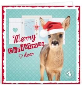 kerst tekst voor vrienden voor op een kaartje