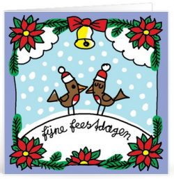 kerst teksten vriendschap voor op een kaartje