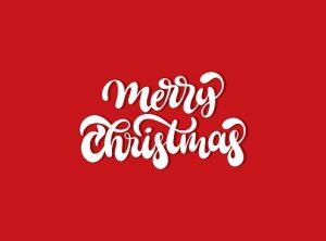 Kerst teksten in het Engels