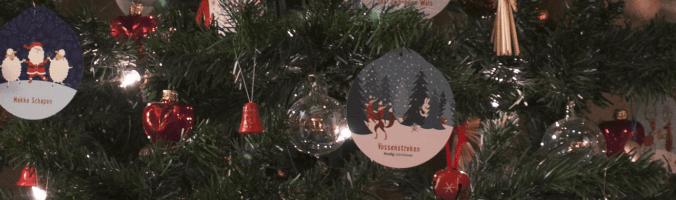 Nieuwe kersttraditie: Kerst met Ballenspel