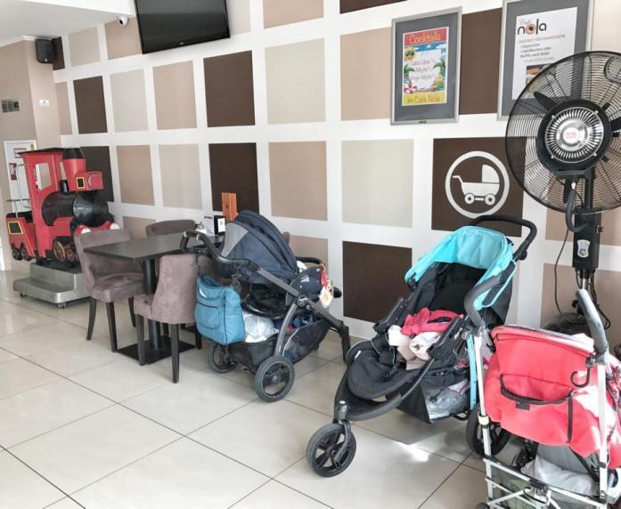 Café Nola - Kinder Café in Wien Simmering. Lokaltipp.
