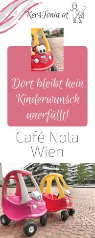 Café Nola Wien Simmering, kinderfreundliches Café / Kinder-Café Wien