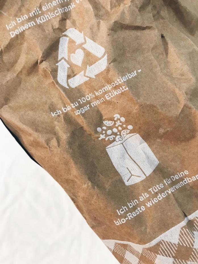 HelloFresh Kochbox - Recycling & Kompostieren