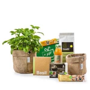 Bio Basic kerstpakket