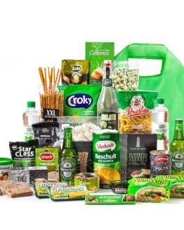Groene Verrassing kerstpakket