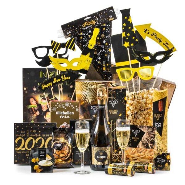 Happy New Year kerstpakket
