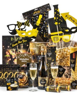 Happy New Year kerstpakket