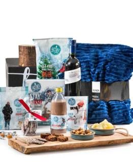 Winterse Plank kerstpakket
