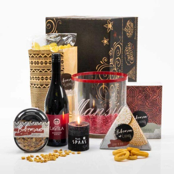 Sfeerlicht kerstpakket