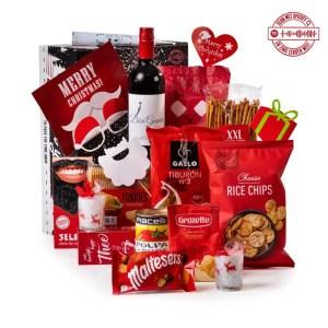 Kleintje Rood Kerstpakket