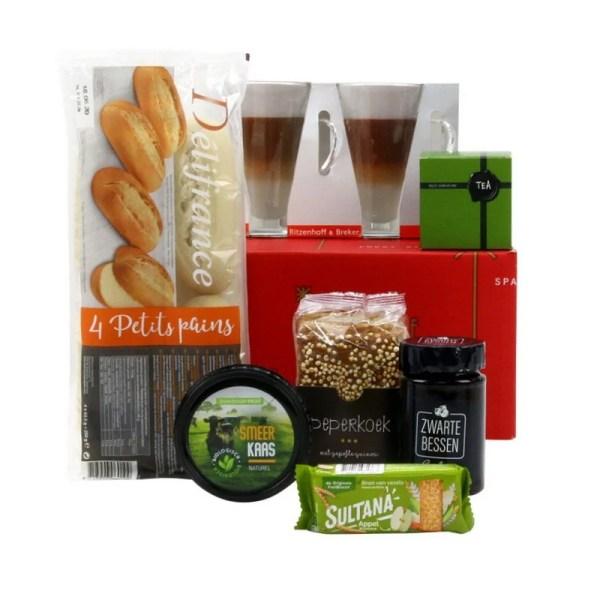 Ontbijt voor Twee Kerstpakket