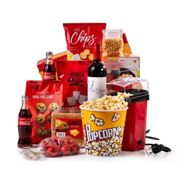 Poppy Popcorn Kerstpakket