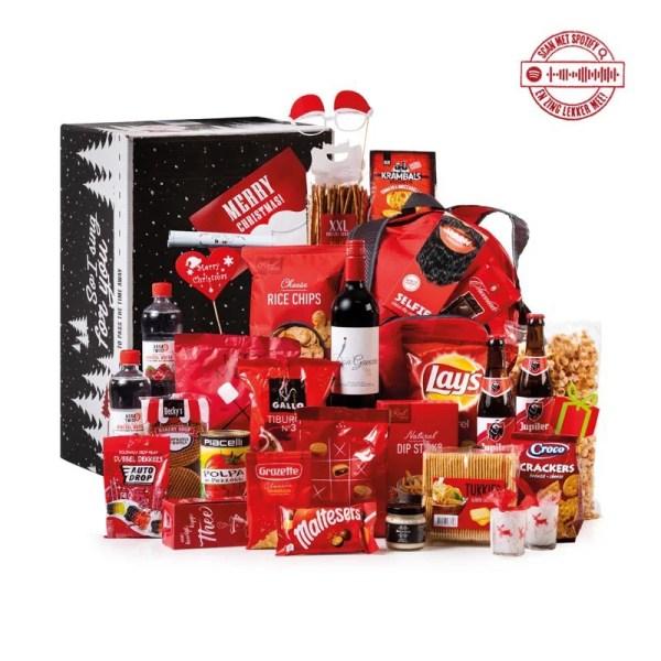 Rood XXL Kerstpakket