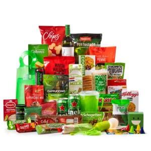 Rood & Groen XL Kerstpakket