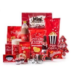Vrolijke Kerst! Kerstpakket