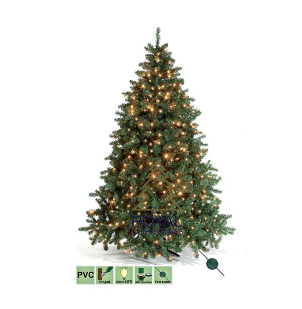 kunstkerstboom-oregon-deluxe-pvc-300-led-lampjes-fbu-180-cm