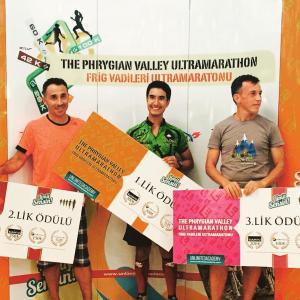 Doruk, Frig Vadileri Ultra Maratonu, 29K Birincisi!