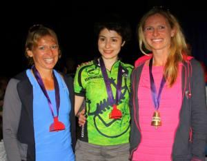 2015 Crusader Castles Ultra Maraton Kadınlar 30K Kategorisi 2.si Banu