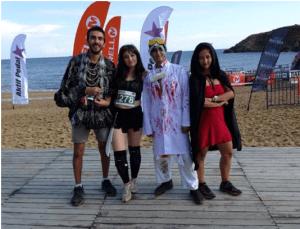Kızılderili, Zeyna, Çılgın Doktor ve Cadı