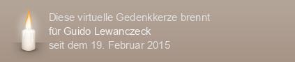 Guido Lewanczeck
