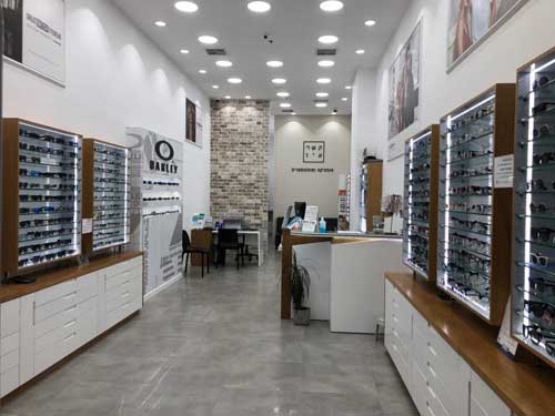 אופטיקאי בגדרה - חנות משקפיים קשר עין בגדרה