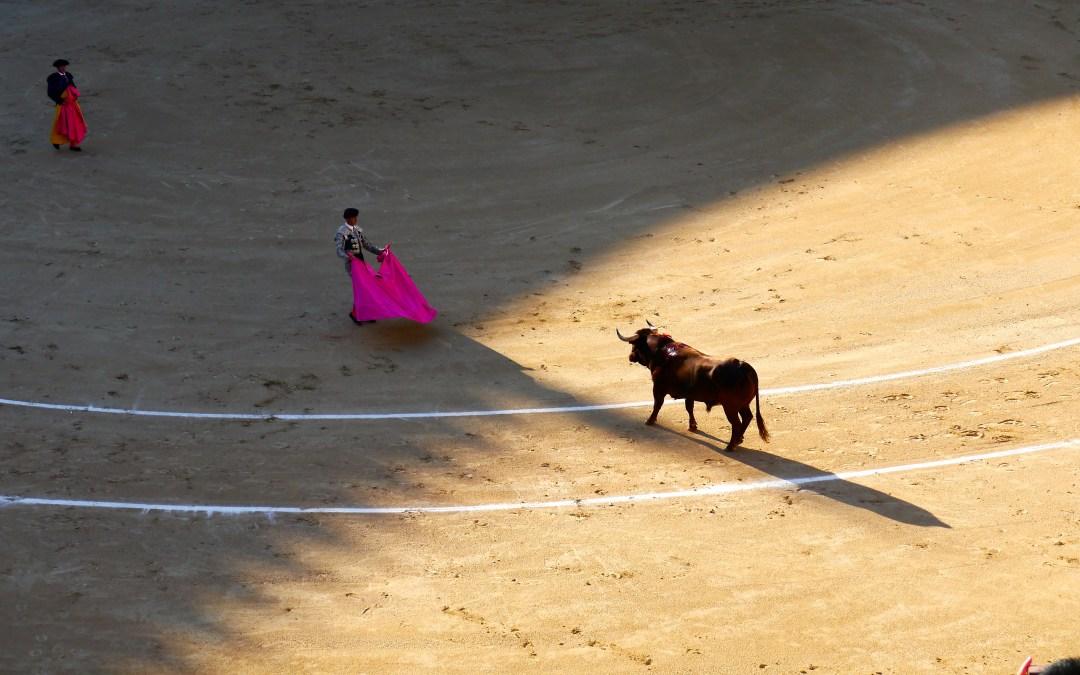 Corrida – Witnessing a Spanish Bullfight