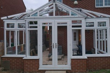An image of a Kestrel Builders conservatory