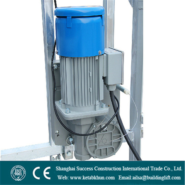 China Factory Suspended Platform Cradle, Roof Window