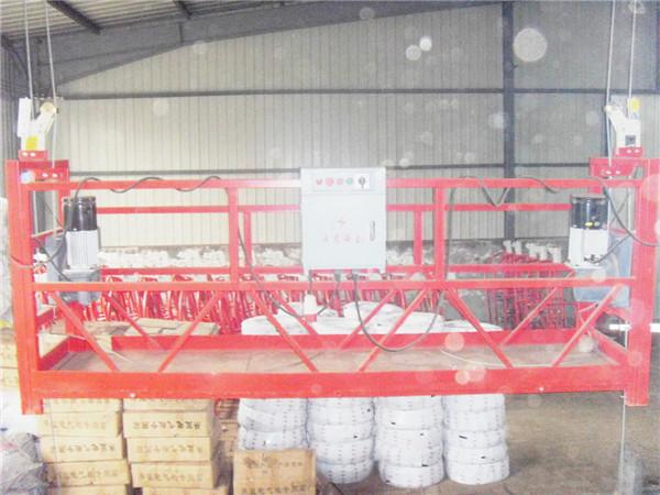 380v/50hz Scissor Lift Platform/ Building Lift Platform/ Scissor