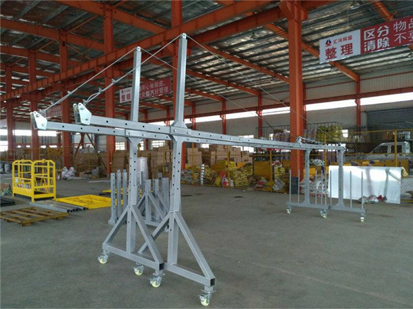 Aluminium Scaffolding LTD80 Hoist ZLP JH Safe Suspended Platform