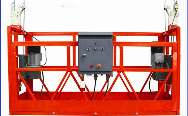 ZLP Suspension access equipment with CE ISO approve