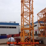 4t Qtz40 TC4808 Tower Crane on Sale