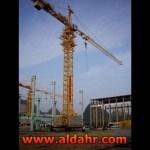 7 axle mobile tower crane
