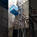 Acme Materail Lift for shifting Concrete , Bricks, Tiles,