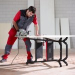 Altrex X-pro®  Stepladder and Workbench, Trap én Werkbank