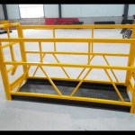 Cheap Price Manual Suspended Platform