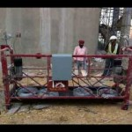 Chimney Platform, chimney suspended platform, working chimney platform, video by balaji industries