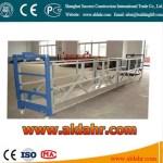 China Manufacturer ZLP Construction rope india suspended platform