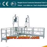 Construction hanging platform window cleaning Galvanized suspended platform