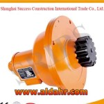 Construction Passenger Hoist Sribs Series Safety Devices