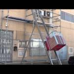 ladder hoist  montemateriaux