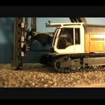 Liebherr LRB 255 Drill Rig Review