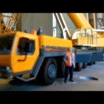 Liebherr LTM 1300 review