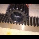 Metal Small Spur Gear