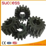 Nylon/Plastic Bevel Gear Wheel 1