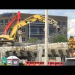 ORBP: demolishing clark memorial bridge approach ramp